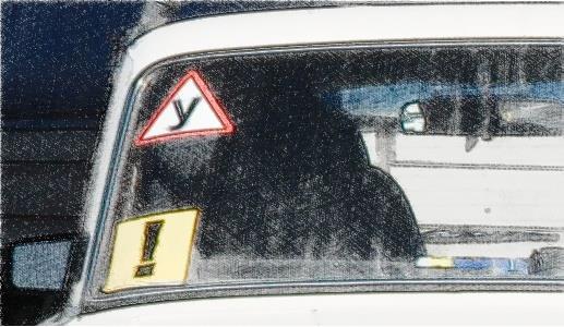 начинающий водитель, права, водить автомобиль, дорога