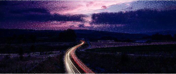 усталость, ночная дорога, сон, скорость, безопасность