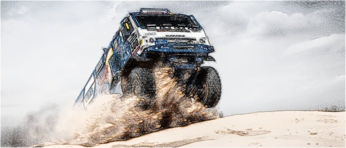 КАМАЗ, ралли-марафон, Дакар, Dakar, гонка, победа
