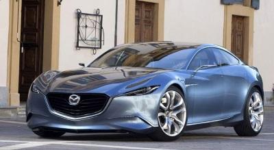 Mazda6 IV, новый автодизайн