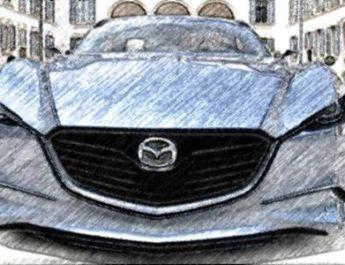 новая Mazda6, Детройтский автосалон 2017, дизайн