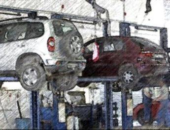 техобслуживание автомобиля, экономия, деньги
