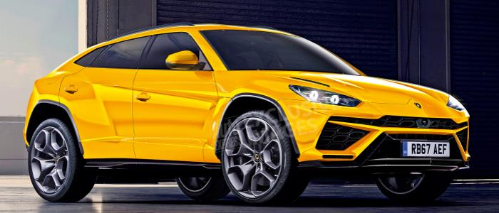 Lamborghini, внедорожник, люксовый внедорожник, премьера