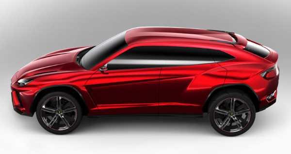 Lamborghini Urus SUV, люксовый внедорожник, премиум-класс