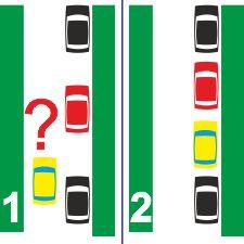 парковка, автомобиль, умный водитель