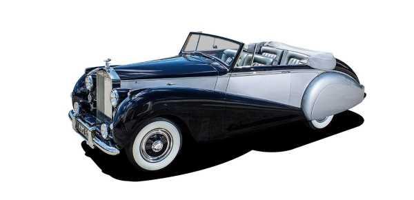 Dawn Drophead Coupe, шикарный, кабриолет