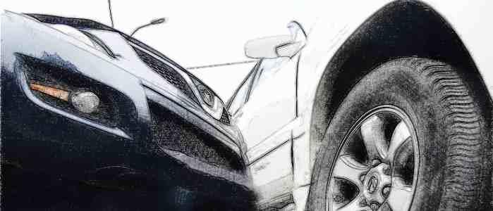 поворот, перекресток, парковка