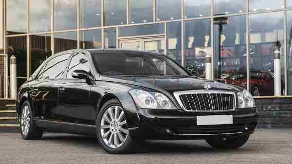Maybach 57, Maybach 62, Daimler AG