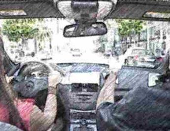 вождение автомобиля, вождение по городу, экзамен пдд, вождение