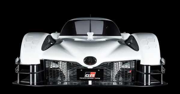 Toyota GR Super Sport, суперкар для дорог, гибридный привод