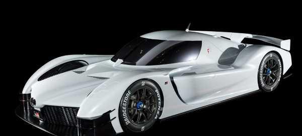 Toyota GR Super Sport, LMP1, Ле-Ман