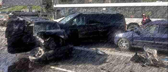 парковка на склоне, скатывание автомобиля, остановка на уклоне, парковка на уклоне