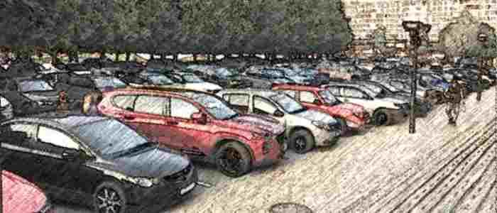 парковка, стоянка, парковка у магазина, стоянка у магазина, магазин парковка, магазин стоянка