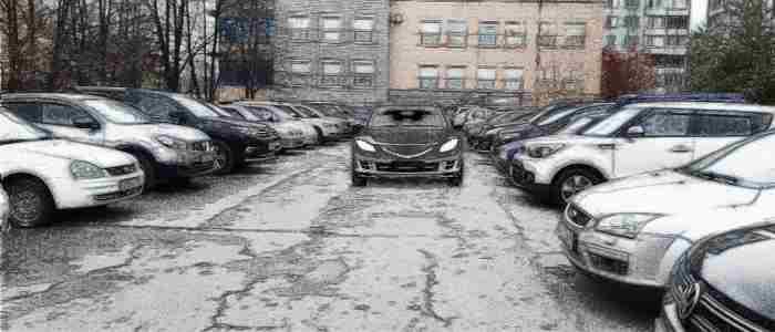 парковка, стоянка, автостоянка, парковка в ряд, парковка в карман