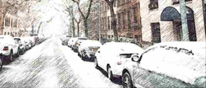 зима подготовка, авто зимой, автомобиль зимой